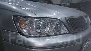 Линза фары. Toyota Land Cruiser Prado, GRJ120, GRJ120W, KDJ90, KDJ90W, KDJ95, KDJ95W
