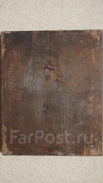 Аналойная икона Распятие Господа Иисуса Христа. Россия, XIX век. Оригинал