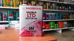 Honda. Вязкость 5W30