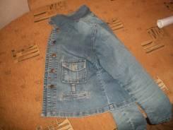 Куртки джинсовые. 46