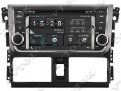 Магнитола для Toyota Yaris/VIOS 2014 (New Arrial) W2-D8113T