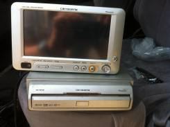 DVD, CD, MP3 проигрыватель Carrozzeria с телевизором