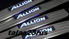Порог пластиковый. Toyota Allion, ZRT260, NZT260, ZRT261, ZRT265