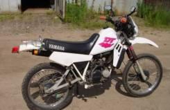 Yamaha DT50. 49 куб. см., исправен, птс, с пробегом