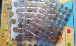 164 монетовидных жетона. Много Европейских редких и нечастых!