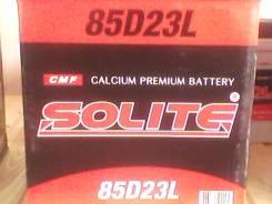 Solite. 70 А.ч., правое крепление, производство Корея