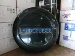 Колпак запасного колеса. Toyota Hilux Surf Toyota Land Cruiser Prado, 78
