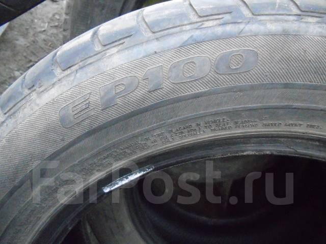 Bridgestone Ecopia EP100. Летние, износ: 20%, 2 шт