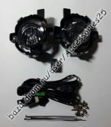 Фара противотуманная. Nissan Dualis, KNJ10, KJ10, NJ10, J10