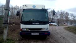 Isuzu Forward. Исудзу форвард, 8 200 куб. см., 5 000 кг.