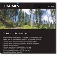 Карта Garmin TOPO US 24K Northeast Digital Map (010-11318-00)