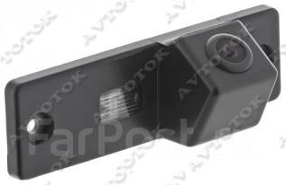 Камера заднего вида в подсветку номер Toyota Prado 2010 (150), Zhonghu
