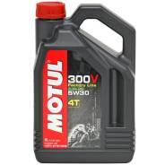 Motul 300V. Вязкость 5W-30