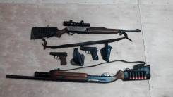 Помощь в получении учебы-зачеты в обращением с оружием для лицензии.