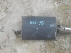 Глушитель. Honda Inspire, UC1 Двигатель J30A