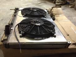 Радиатор охлаждения на jzx110 с вентиляторами. Toyota Verossa, JZX110 Toyota Mark II Wagon Blit, JZX110 Toyota Mark II, JZX110