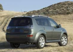 Защита двигателя. Mitsubishi Outlander