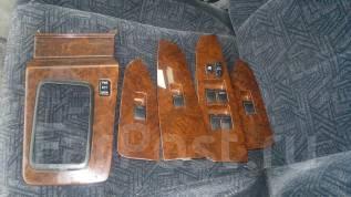 Комплект панелек дерево jzx100 mark/chaser/cresta. Toyota Cresta, JZX100 Toyota Chaser, JZX100