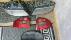 Фары, приборная панель, стопари. Audi A6