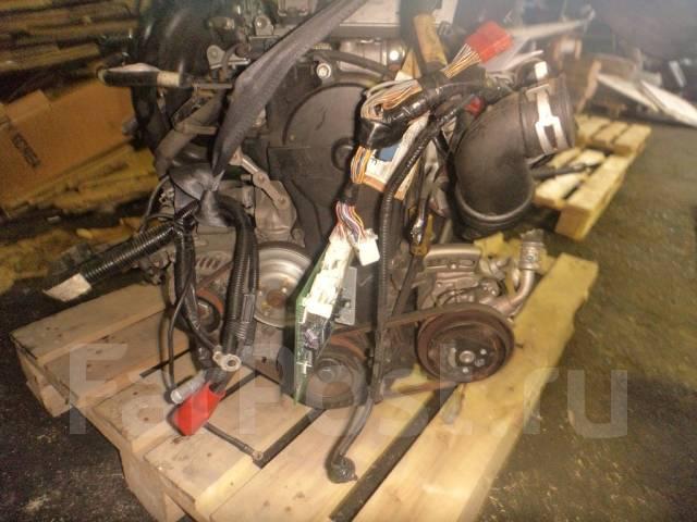 Контрактный б/у двигатель EF-DET на Daihatsu