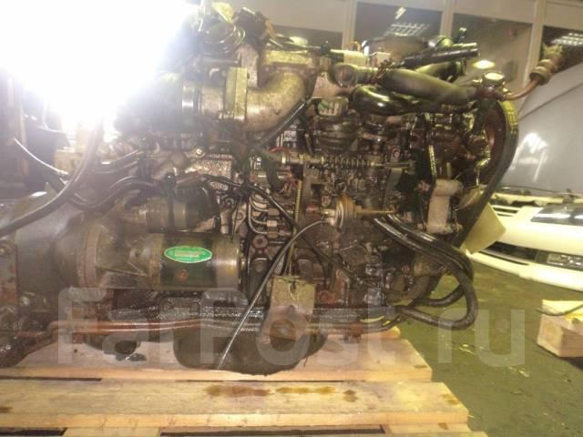 Контрактный б/у двигатель TD27-T на Nissan
