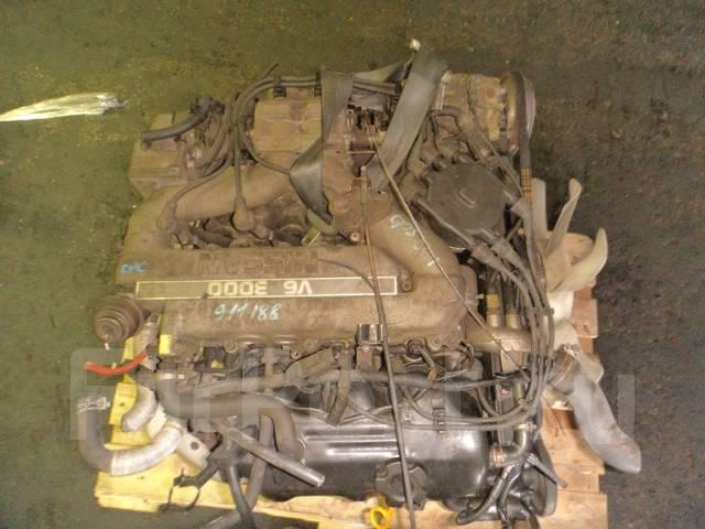 Контрактный б/у двигатель VG30-E на Nissan