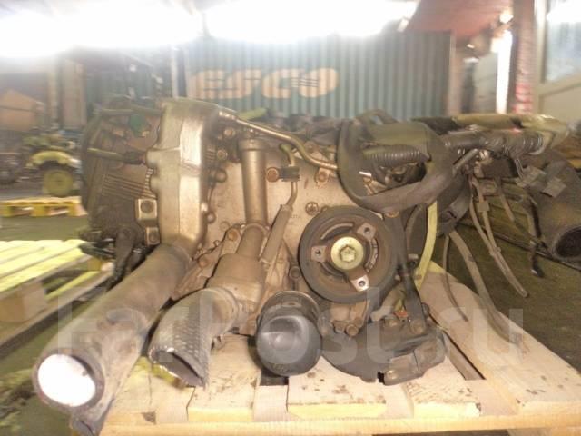 Контрактный б/у двигатель 2TZ-FZE Toyota