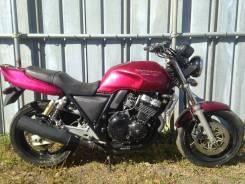 Honda CB 400SF. 399 куб. см., исправен, птс, без пробега