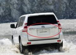 Накладка на зеркало. Toyota Land Cruiser Prado, TRJ150W