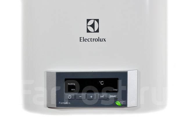 Водонагреватель Electrolux EWH-100 Formax DL