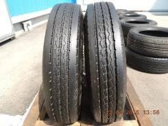 Bridgestone Duravis. Летние, 2006 год, износ: 10%, 2 шт
