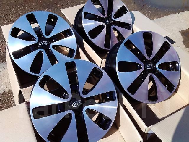 Литые диски на Киа РИО - Диски в Уфе ID12