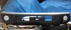 Бампер передний Land Cruiser 2014 год 76 79 кузова Япония Туманок нет!