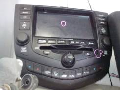 Магнитола. Honda Accord, CL7 Двигатель K20A
