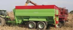 Прицеп зерно-перегрузчик Bizon 25000 UNIA