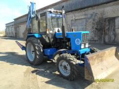 Продаю экскаваторную навеску на трактор МТЗ 2010 г. в. ОТС нар 289 м/ч