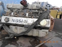 Двигатель в сборе. Nissan Safari, WRGY60, VRY60, WRY60, VRGY60, WGY60, FGY60, WYY60, Y60 Двигатель TD42