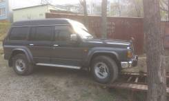 Nissan Safari. механика, 4wd, 4.2, бензин. Под заказ
