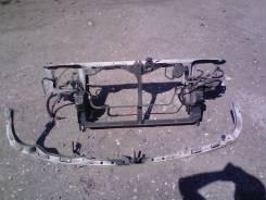 Рамка радиатора. Toyota Cresta, GX90 Двигатель 1GFE