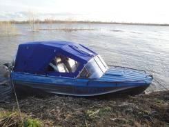 Казанка-5М. Год: 1979 год, длина 4,50м., двигатель подвесной, 50,00л.с., бензин