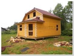 Строительство каркасные Дачные домики малоэтажные строительства