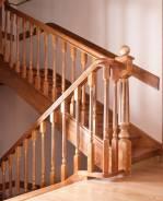 Деревянные межэтажные лестницы по Вашим размерам за 70 000. Под заказ