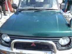 Капот. Mitsubishi Pajero Mini, H51A Двигатель 4A30