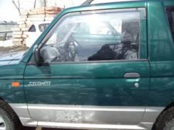 Дверь боковая. Mitsubishi Pajero Mini, H51A Двигатель 4A30