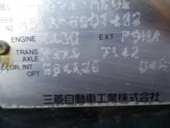 Автоматическая коробка переключения передач. Mitsubishi Pajero Mini, H51A Двигатель 4A30