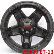 Tuff A.T. T-10. 9.0x17, 5x127.00, ET-13, ЦО 71,6мм.