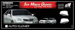 Накладка на зеркало. Nissan Almera Classic Nissan Almera