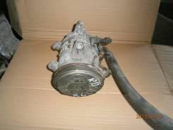 Компрессор кондиционера. Nissan Laurel, SC34 Двигатель RD28