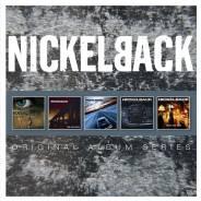 Nickelback: Original Album Series (5CD)