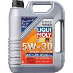 Liqui moly. Вязкость 5w30